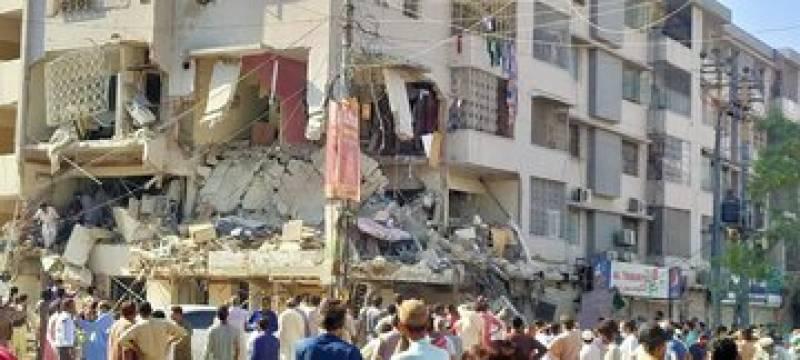 At least five killed, 20 injured in explosion near Karachi's Maskan Chowrangi