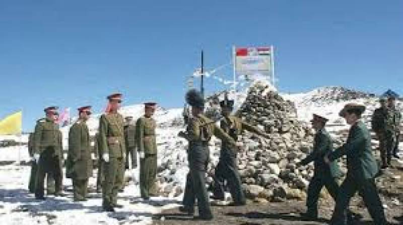 India hands back strayed Chinese soldier in Himalayan