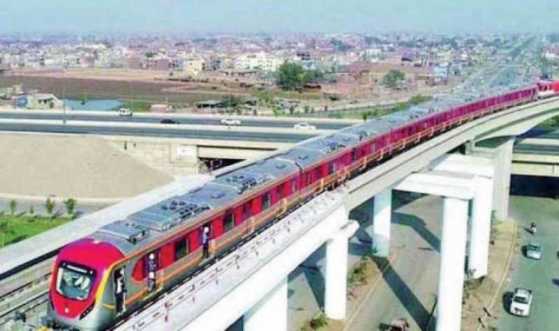 CPEC – All set to launch Orange Line Metro Train next week