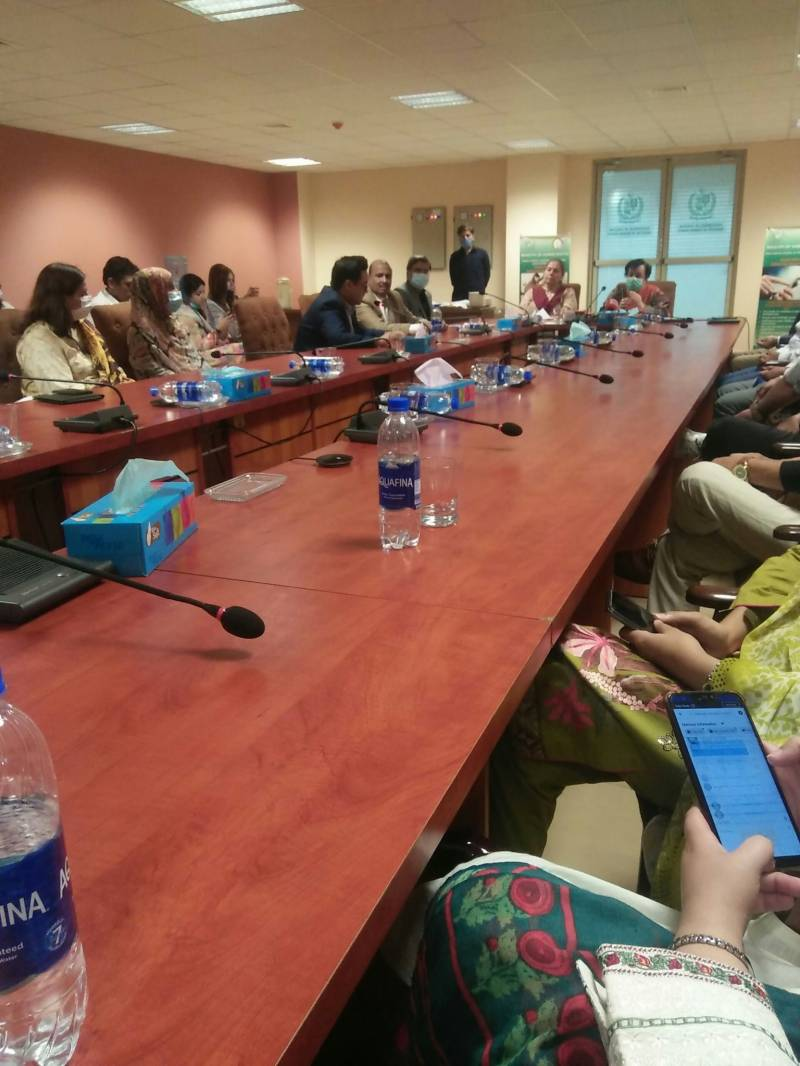 Pakistan launches mobile app to facilitate differently-abled children