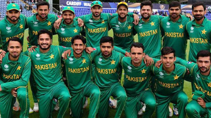 Pakistani squad for Zimbabwe test negative for COVID-19