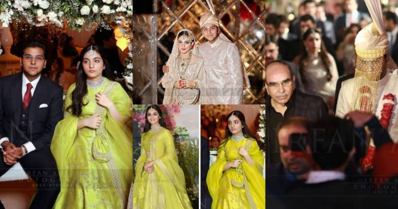 IN PICTURES: 5 of the most expensive Pakistani weddings of all times