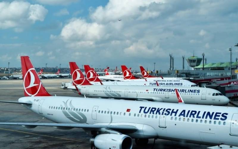 Turkish Airlines fined for violating SOPs in Pakistan