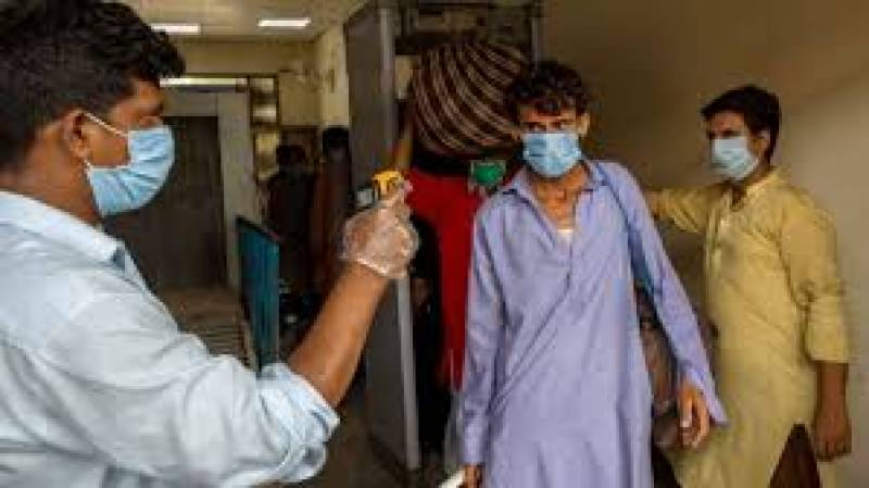 Pakistan reports highest number of new COVID-19 cases since August