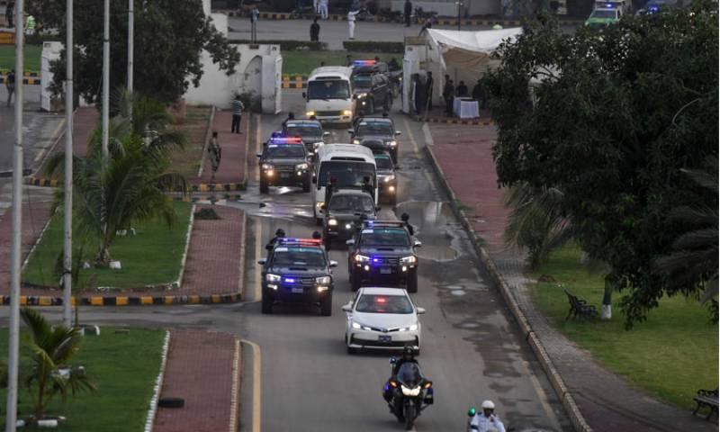 Punjab police demand Rs30m for Zimbabwe series security