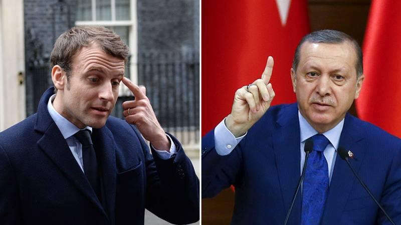 'Macron needs a mental health checkup,' says Erdogan as Islamophobia rises in France