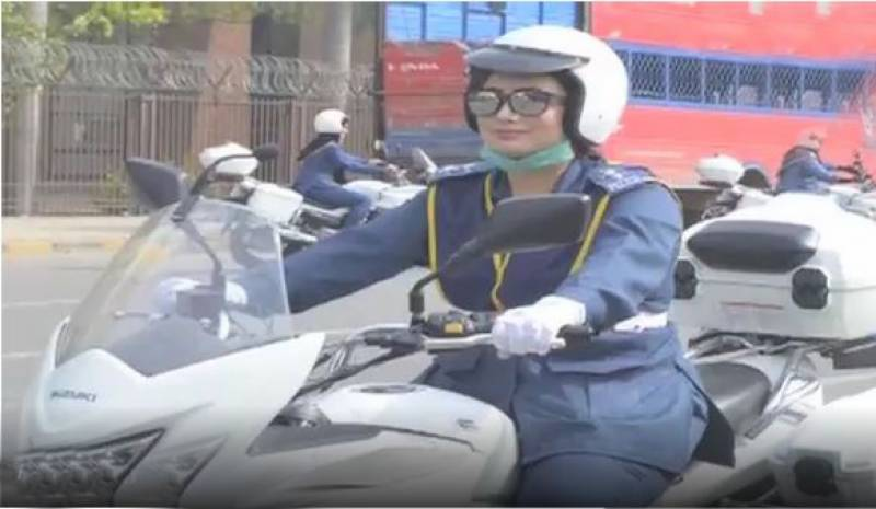 First Pakistani woman police warden selected for UN Mission