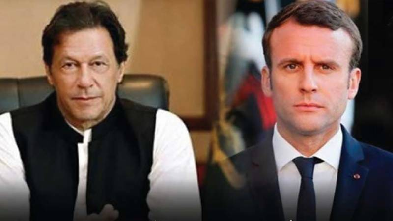 PM Imran slams France's Macron for deliberately provoking Muslims