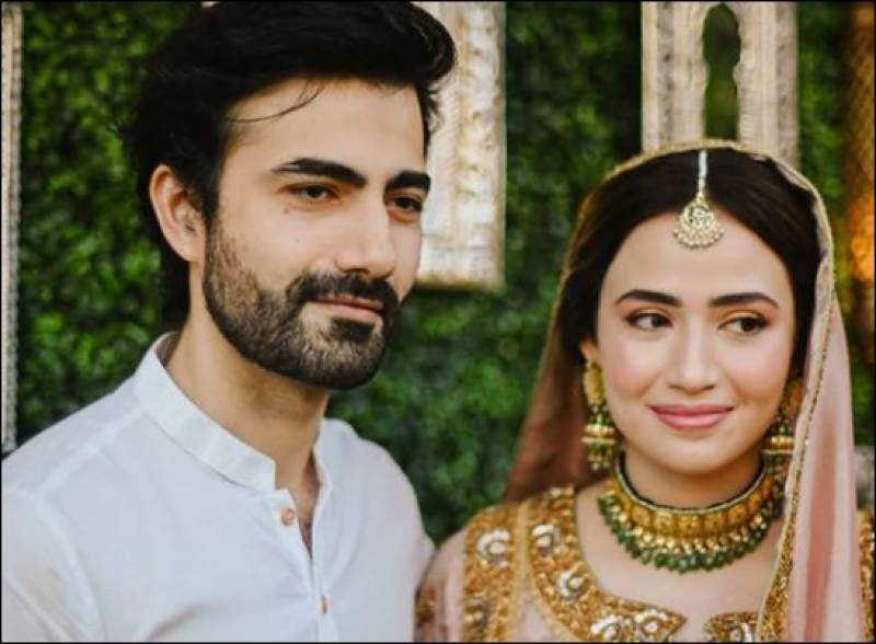Abdullah Javed shares heartfelt message for Sana and Umair Jaswal on Instagram