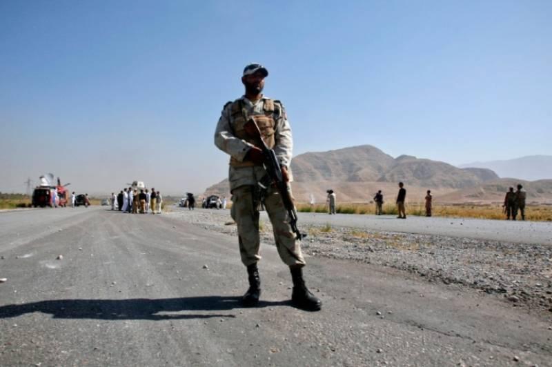 FC soldier among 4 shot dead in Kurram