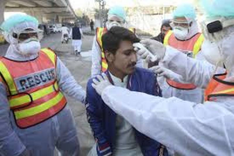 Pakistan faces second wave of Covid-19, confirms top health official