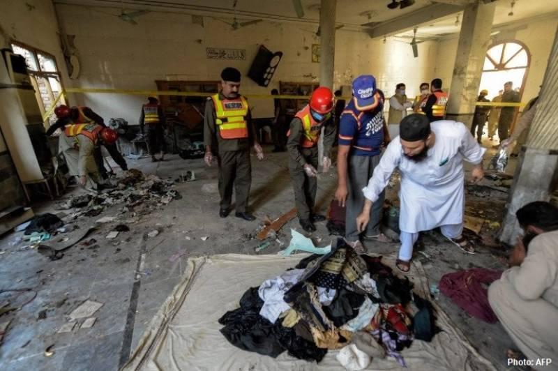 Peshawar police reveals Peshawar blast details