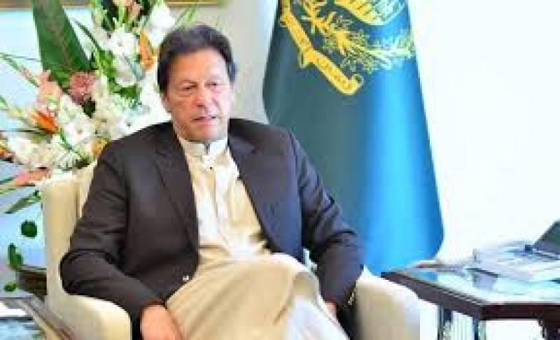 PM Imran expresses condolence to victim families of Peshawar madrasa terrorist attack