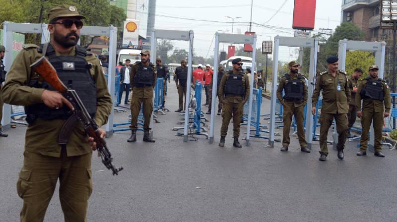 Security put on high alert across Punjab, Sindh