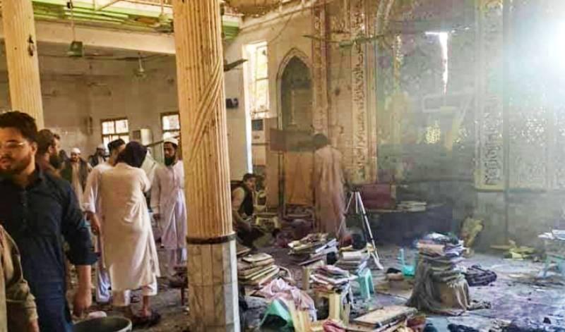 UN, UNICEF condemn Peshawar madrassah blast