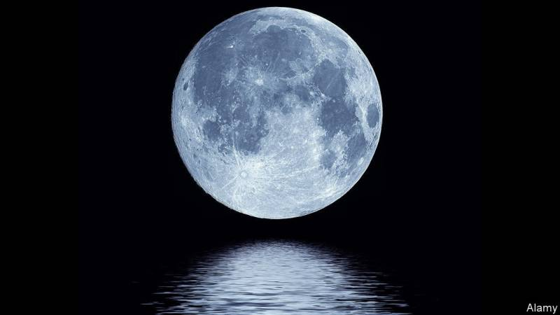 Water on Moon, confirms NASA
