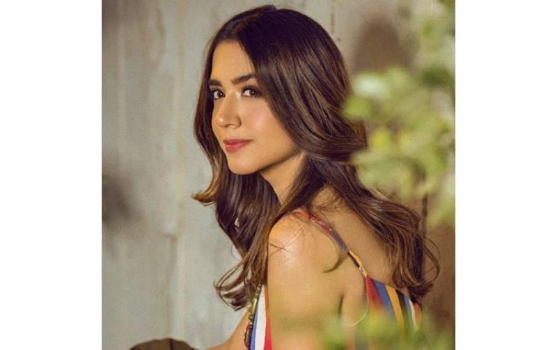Mansha Pasha clarifies her stance on 'sustainable fashion'