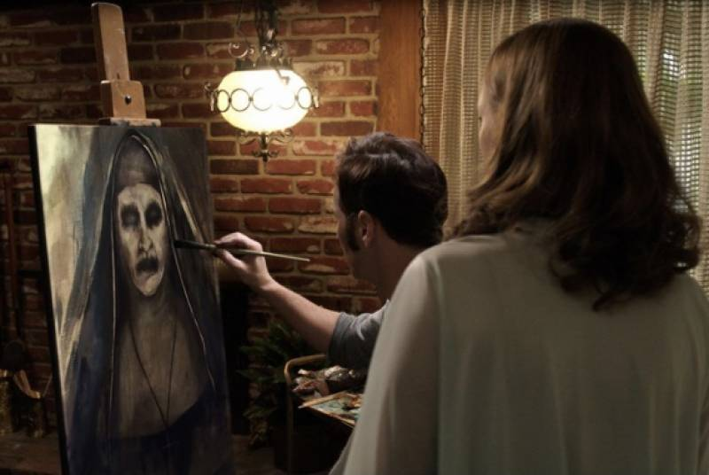 'The Conjuring 3' – First look reveals major plot hints