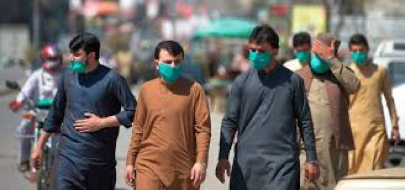 Pakistan reports 825 new COVID-19 cases, 14 deaths in last 24 hours