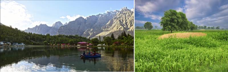 Poorly managed land use and ecosystem services suggest an alarming future for Pakistan