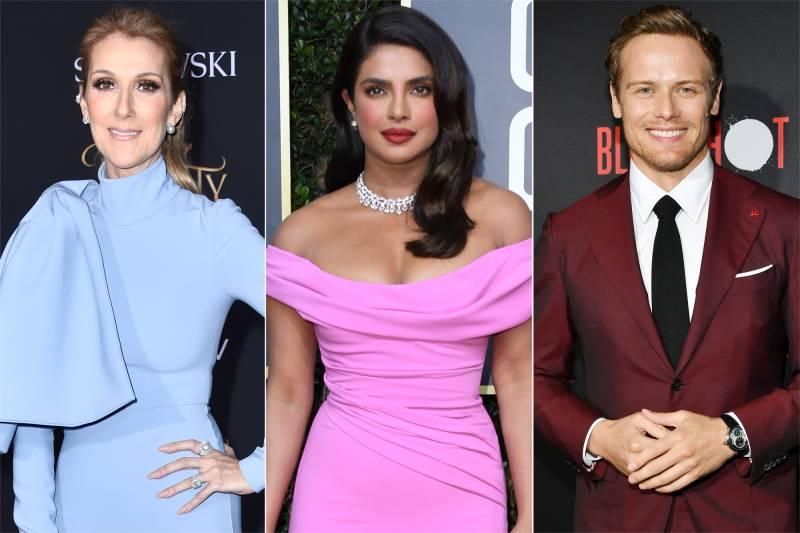 Priyanka Chopra Jonas, Celine Dion and Sam Heughan to star in romantic drama 'Text for You'