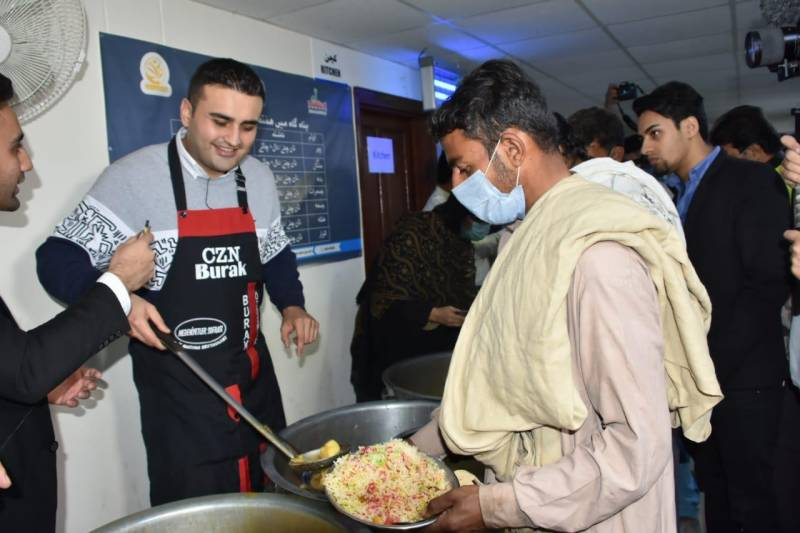 Turkish chef Burak Ozdemir arrives in Pakistan, visits Panagah in Islamabad
