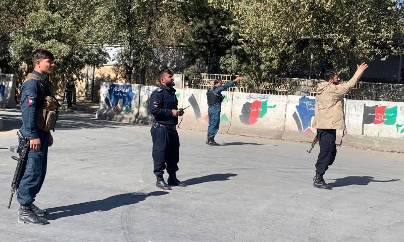 Kabul University attack leaves 20 dead, 15 injured