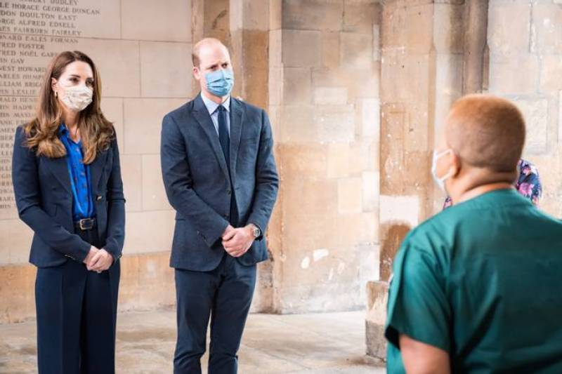 Britain's Prince William 'caught COVID-19 in April but kept it secret'