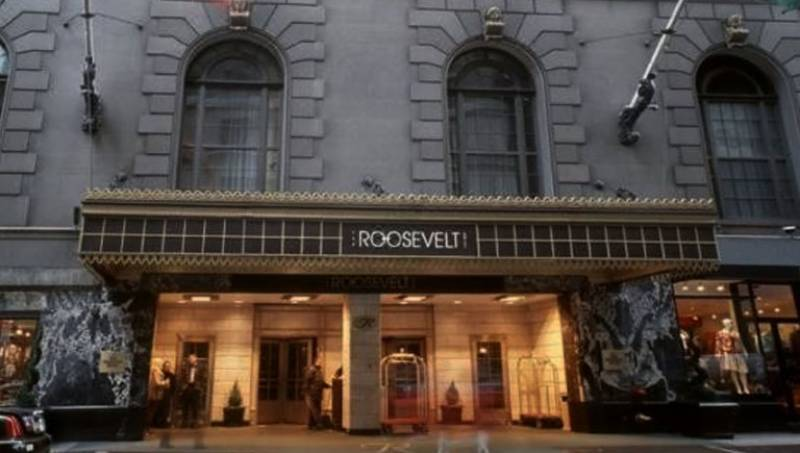 IHC directs federal govt to response on Roosevelt Hotel closure
