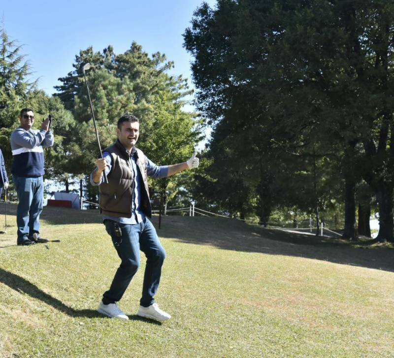 IN PICS: Turkish chef Burak Ozdemir visits Murree during first visit to Pakistan