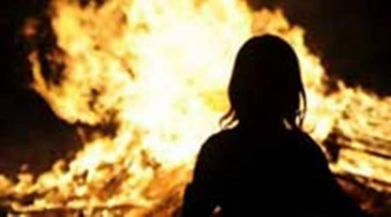 Landlord allegedly set children on fire in Punjab