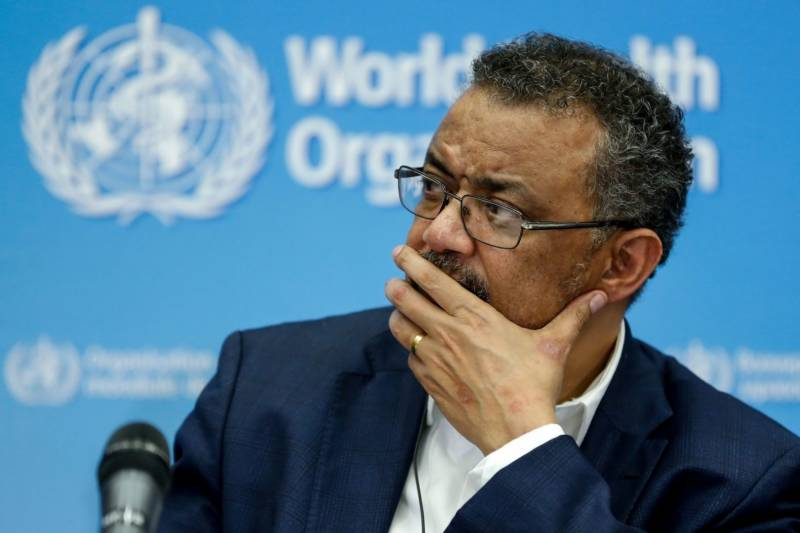 WHO chief Tedros goes into quarantine after contact tests positive for coronavirus