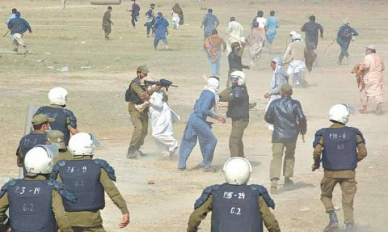 Kissan Ittehad's Malik Ishfaq Langrial succumbs to injuries after police batton-charge farmers