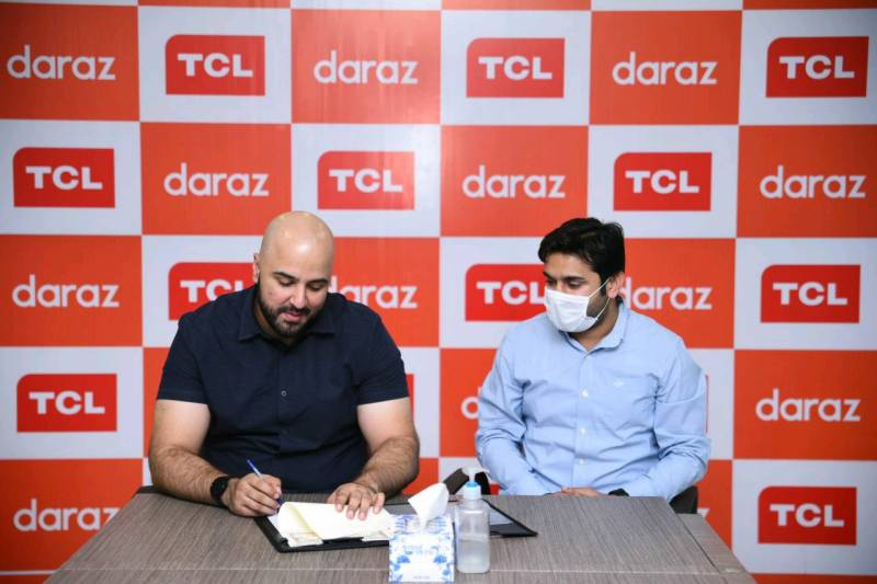 TCL Pakistan comes on board as co-sponsor for Daraz 11.11 Sale 2020