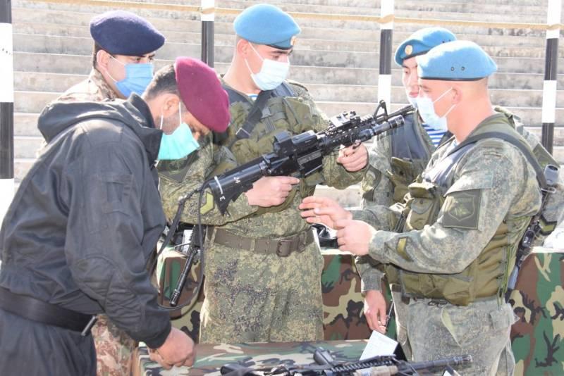 IN PICS: Pakistan, Russia begin DRUZBHA-V military exercise at Tarbela