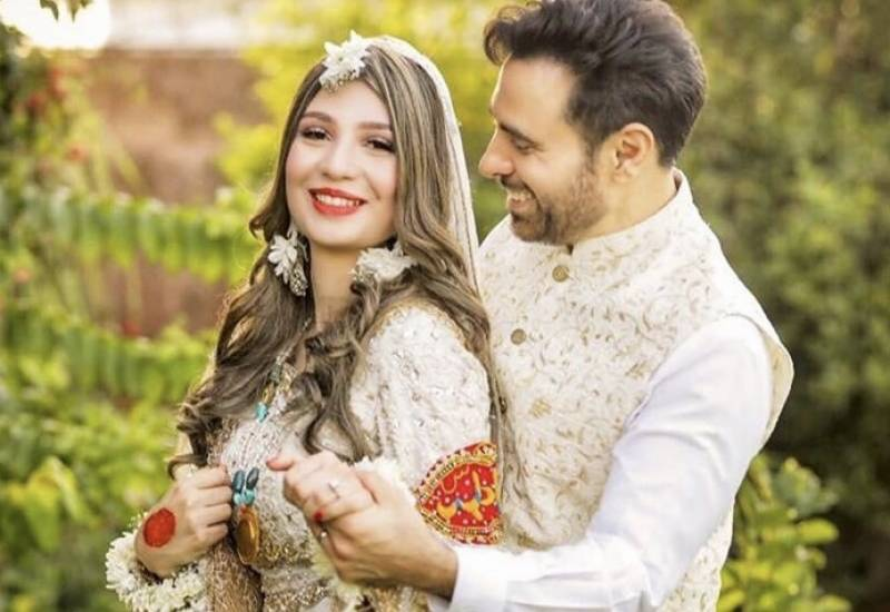 'I knew he was the one': Haroon Rashid's wife shares proposal story