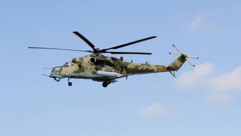 Azerbaijan shoots down Russian helicopter over Armenia