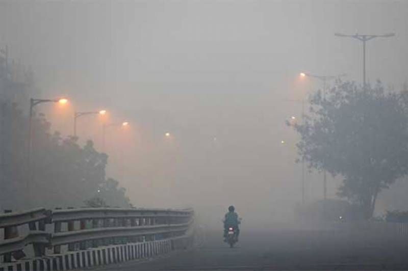Lahore second most polluted city in the world as AQI mounts to 448