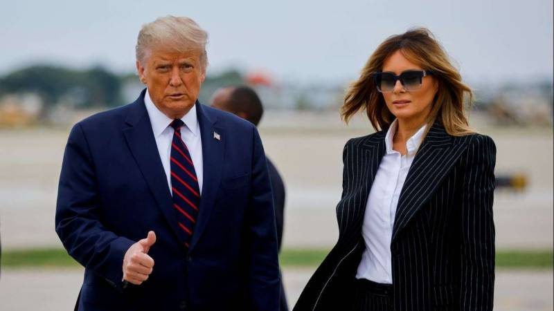 Melania decides to divorce Donald Trump once he leaves White House: reports