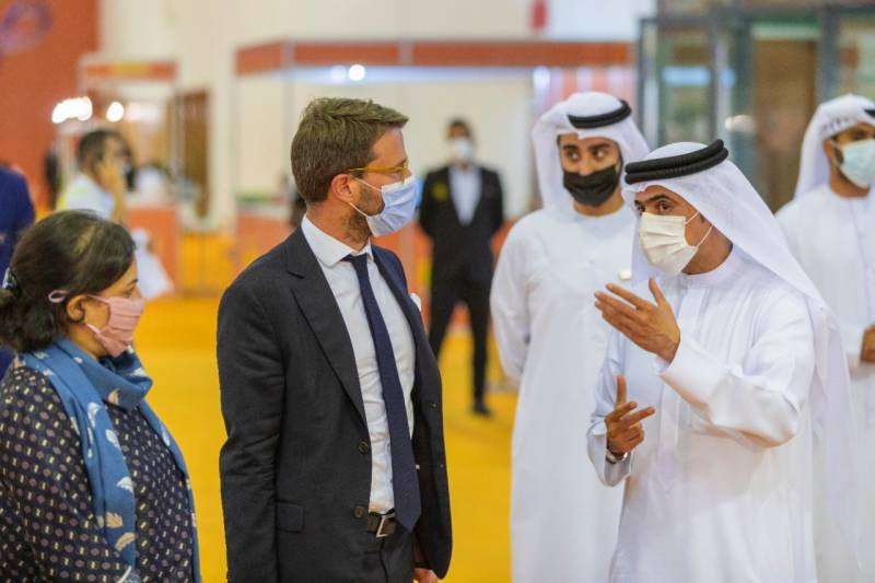 Sharjah and Paris discuss new cultural opportunities at SIBF 2020