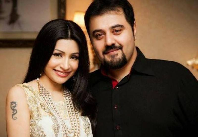 Ahmed Ali Butt's wedding anniversary wish for wife will melt your heart