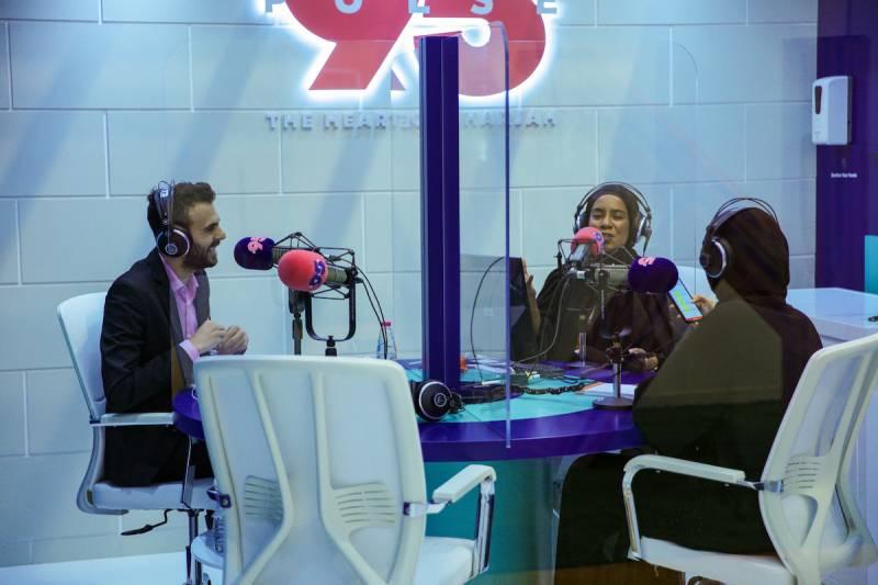 Enjoy Sharjah International Book Fair 2020 on-the-go with Pulse 95 Radio