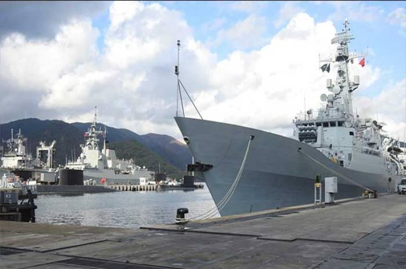 Pakistan Navy's Zulfiqar in Turkey for MAVI BALINA, 5th bilateral exercises