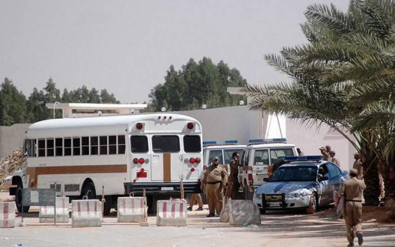 Several injured in Saudi Arabian cemetery blast