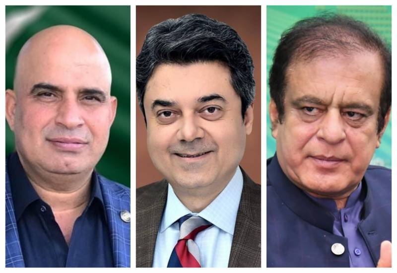 Top 15 Richest Senators of Pakistan