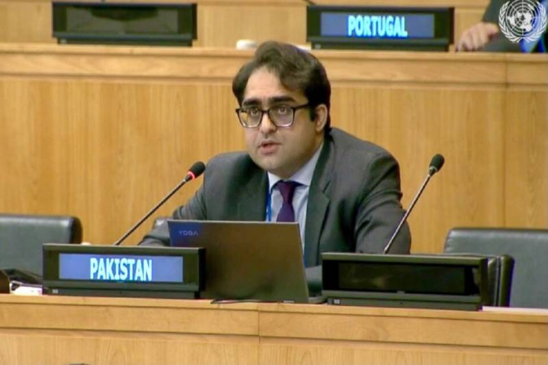UN disarmament body adopts Pakistan's resolutions