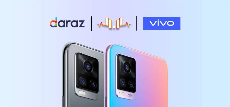 Vivo collaborates with Daraz for Pakistan's biggest online 11.11 sale