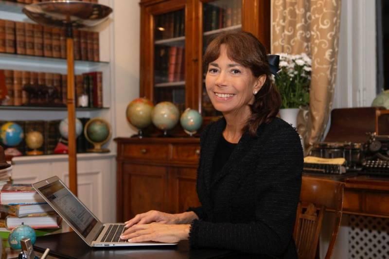 Bestselling children's author Elisabetta Dami reveals her new project in Arabic at Sharjah International Book Fair 2020