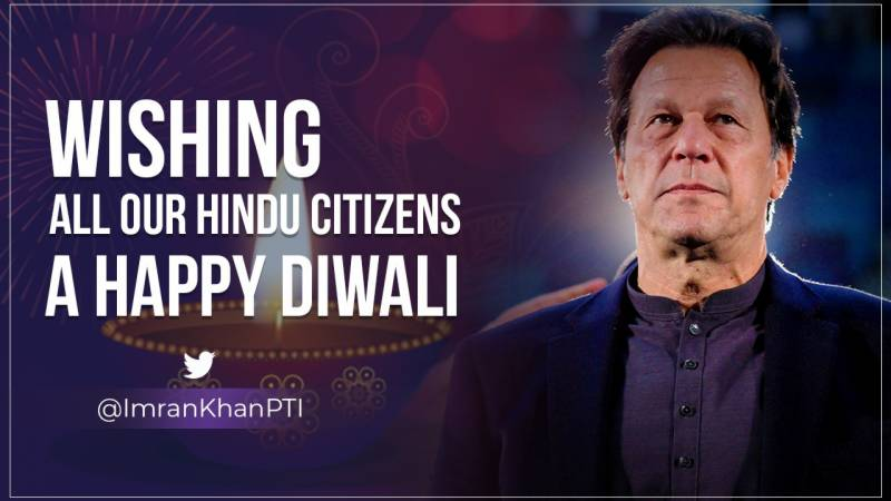 'Happy Diwali' – PM, other politicians greet Hindu community