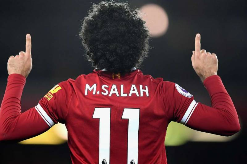 Mohamed Salah tests positive for COVID-19